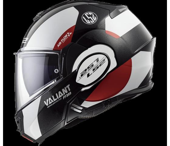 FF399 VALIANT AVANT White Black Red