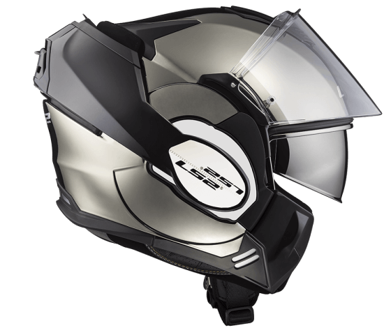 FF399 VALIANT SOLID Gloss Chrome