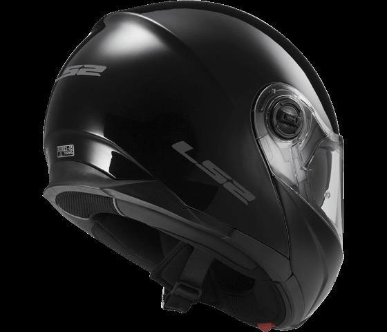 FF325 STROBE SOLID gloss black