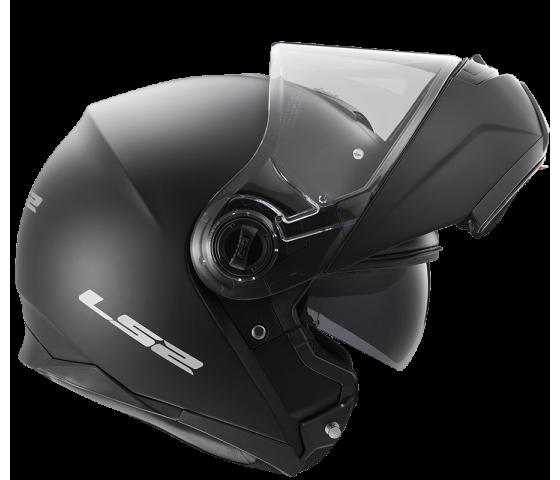 FF325 STROBE SOLID matt black