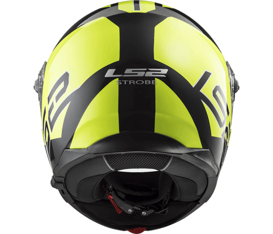 FF325 STROBE ZONE Black H-V Yellow