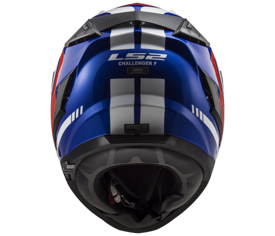 FF327 Challenger HPFC FUSION Blue red