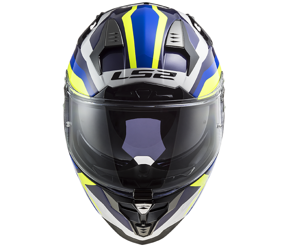 FF327 Challenger HPFC GALACTIC White H-V Yellow Blue