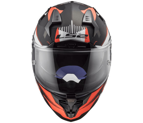 FF327 Challenger HPFC SQUADRON Matt Fluo Orange