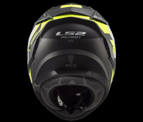 FF327 Challenger SQUADRON Matt HIS VIS Yellow