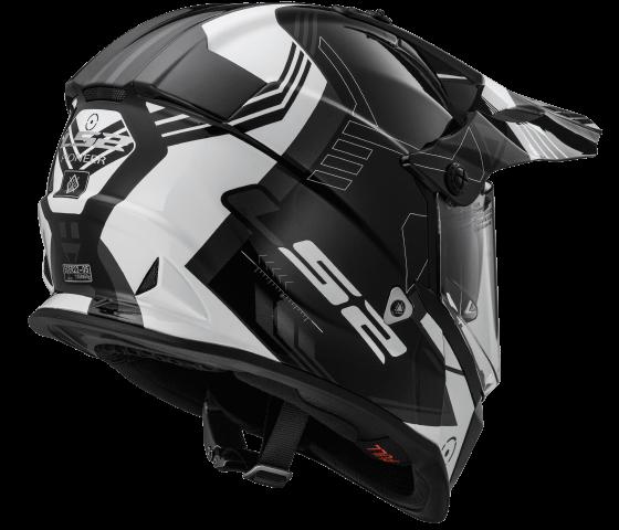 MX436 Pioneer TRIGGER Titanium Black White