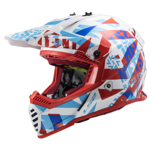 FUNKY Red White