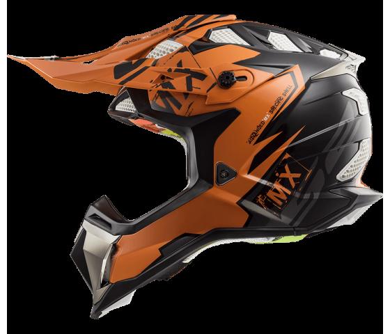 MX470 Subverter EMPEROR Black Orange
