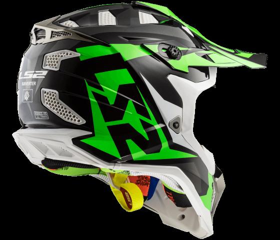 MX470 Subverter NIMBLE Black White Green
