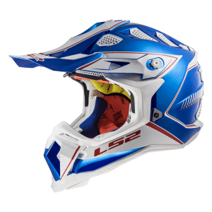 MX470 Subverter POWER Chrome Blue