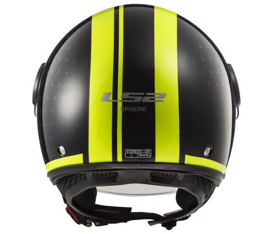 OF558 SPHERE LUX Crush Black H-V Yellow