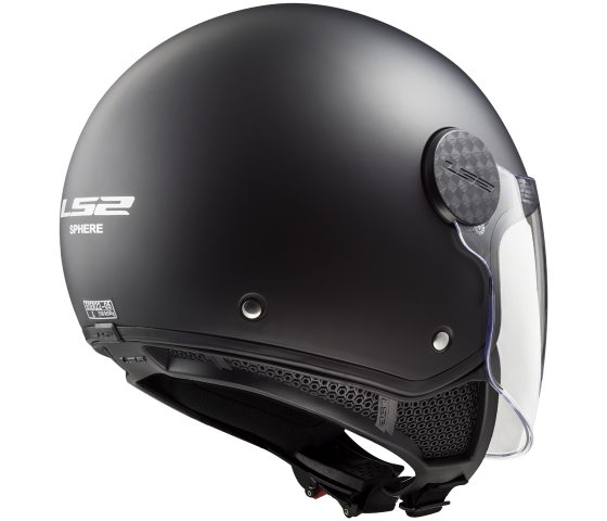 OF558 SPHERE SOLID Matt Black