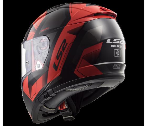 FF390 BREAKER PHYSICS Black Red