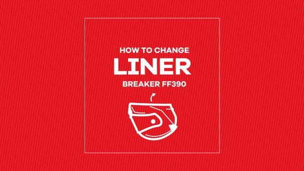 Video - FF390 BREAKER PHYSICS Black Red