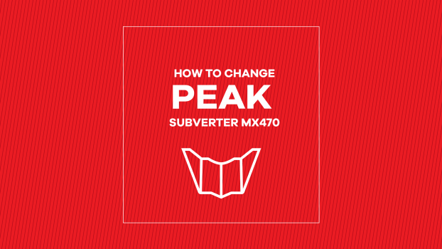 Video - MX470 Subverter EMPEROR Black Orange
